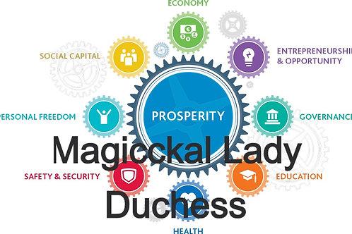 Prosperity 2021 Kit and Prosperity Work
