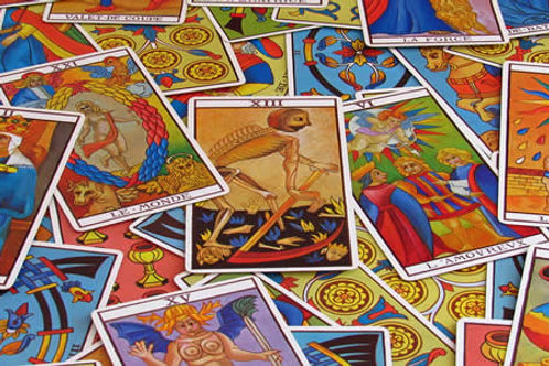 Tarot Workshop (Weekend Saturday and Sunday) 25th and 26th Online Zoom