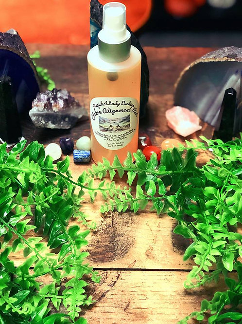 Chakra Mist (For Grounding and Balancing the Charkras)