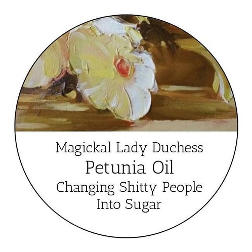 Petunia oil