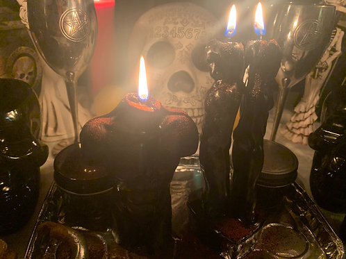 Candle Magick Class (Zoom Live)