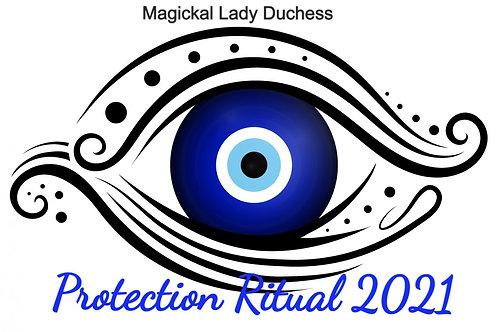 Protection Ritual 2021