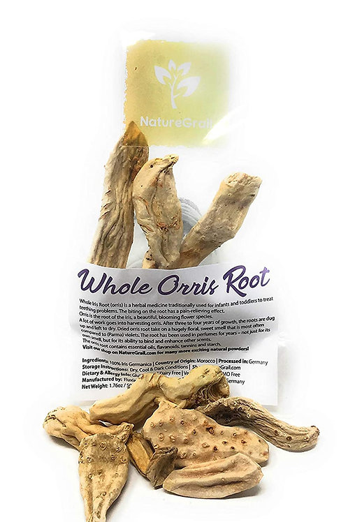 Whole Orris Root