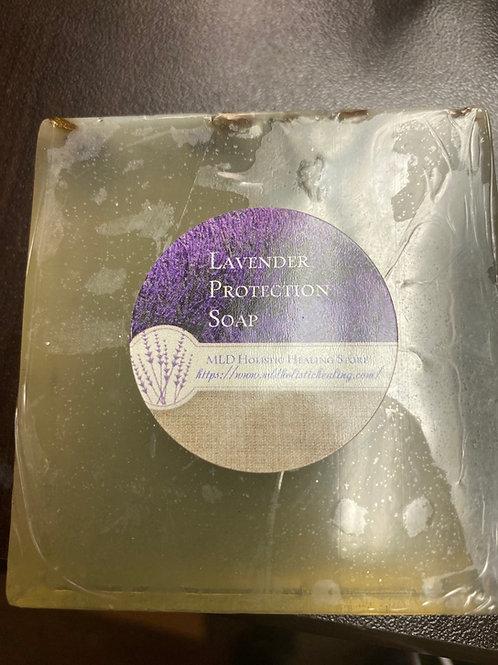 Lavender Handmade Protection Soap