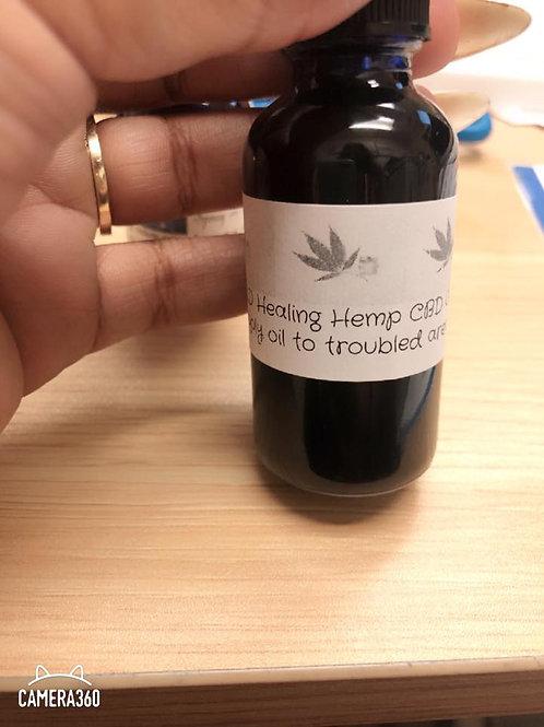 MLD Healing Oil