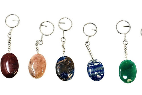 Worry Stone Key Chains (I Love them)