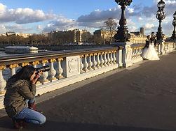 巴黎婚纱摄影,巴黎街拍婚纱,巴黎摄影师