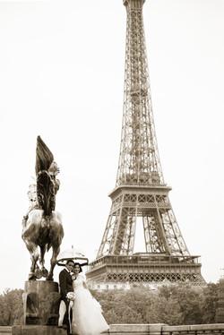 巴黎婚纱摄影