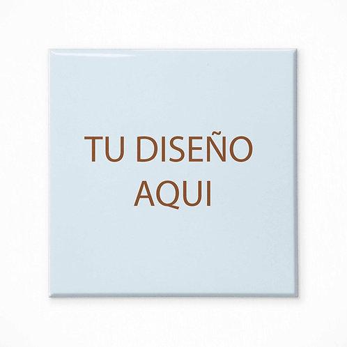 AZULEJO CUADRADO, CREA TU DISEÑO