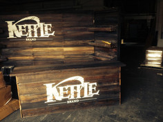 Kettle Chips Stand