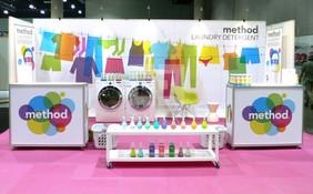 Method Soap Display