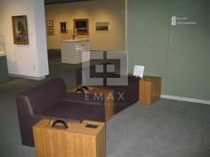 Oakland Museum Lounge