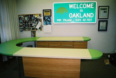 Recycled-plastic-Eco-wood-City of Oaklan