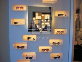 Prada Sunglasses Display