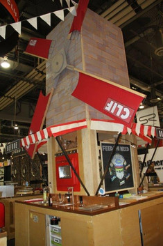Clif Bar Windmill