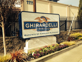 Ghirardelli Chocolate Corporate Signage