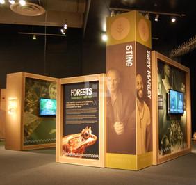 Grammy Museum Forest Artist Exhibit