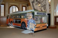 Finished Rosa Parks Bus