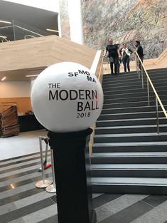 SFMOMA Modern Ball
