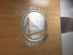 Golden State Warriors Locker Room