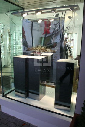 Prada Retail Rollout Nationwide Display