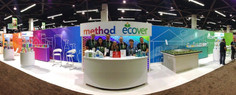 Method Booth at Expowest