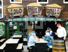 Gold Rush Grill