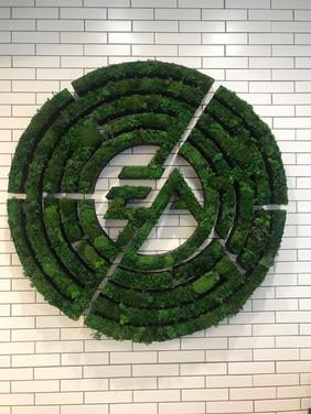 """EA Sports """"Live Logo"""""""