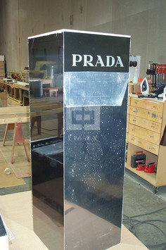 Prada Retail Rollout Nationwide Display