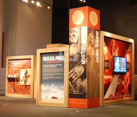 Grammy Museum Grassland Artist Exhibit