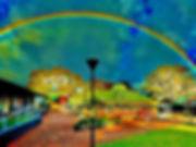 CVPS Rainbow Over School.jpg