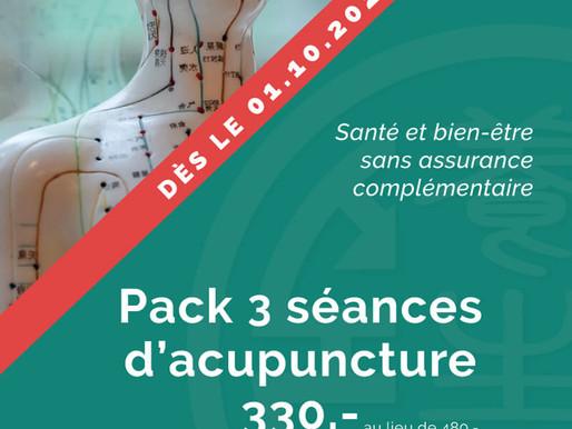 Forfaits acupuncture