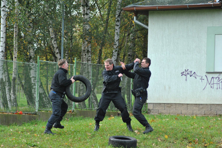 Training for Police Units
