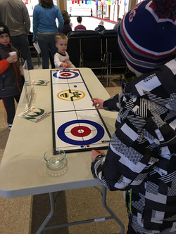 Curling games