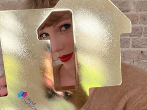 Taylor Swift rewrites Official Chart history, overtaking The Beatles' chart record