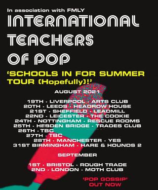 International Teachers of Pop