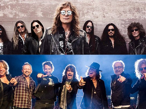 Whitesnake to team up with Foreigner and Europe for May 2022 tour