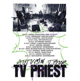 TV Priest