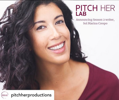 Pitch her lab