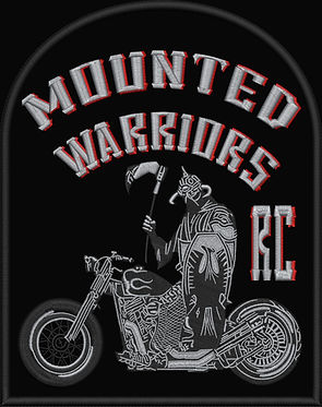 Mounted Warriors RC