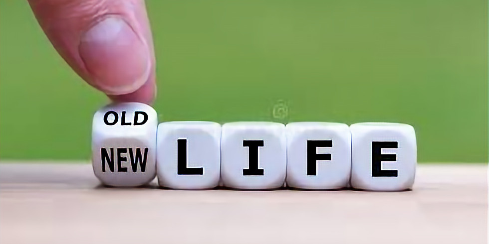 Life Changes - Who Am I Now? Workshop
