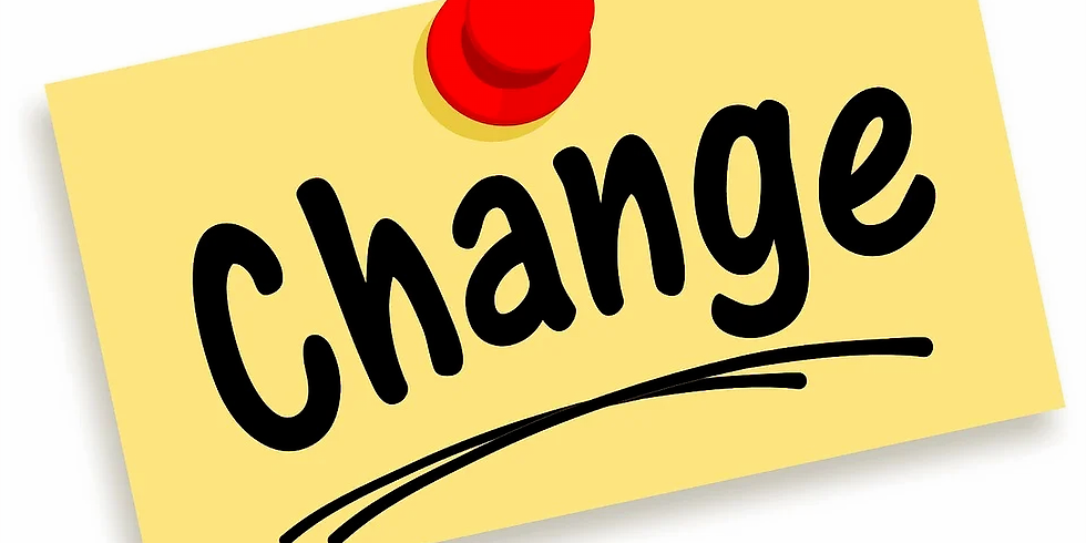 Life Changes - Who Am I Now?