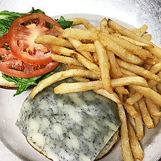 Blu Cheese Burger