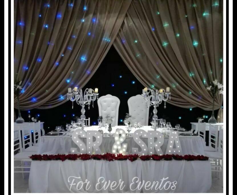 For Ever Eventos - Bodas