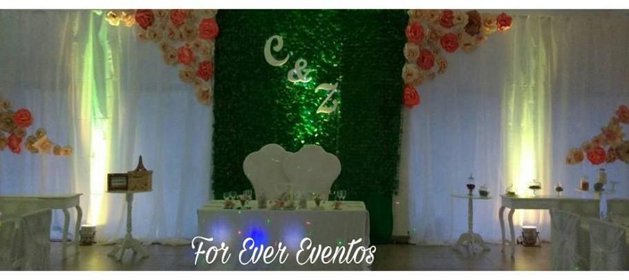For Ever Eventos-Bodas