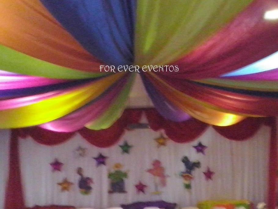 For ever eventos - infantiles