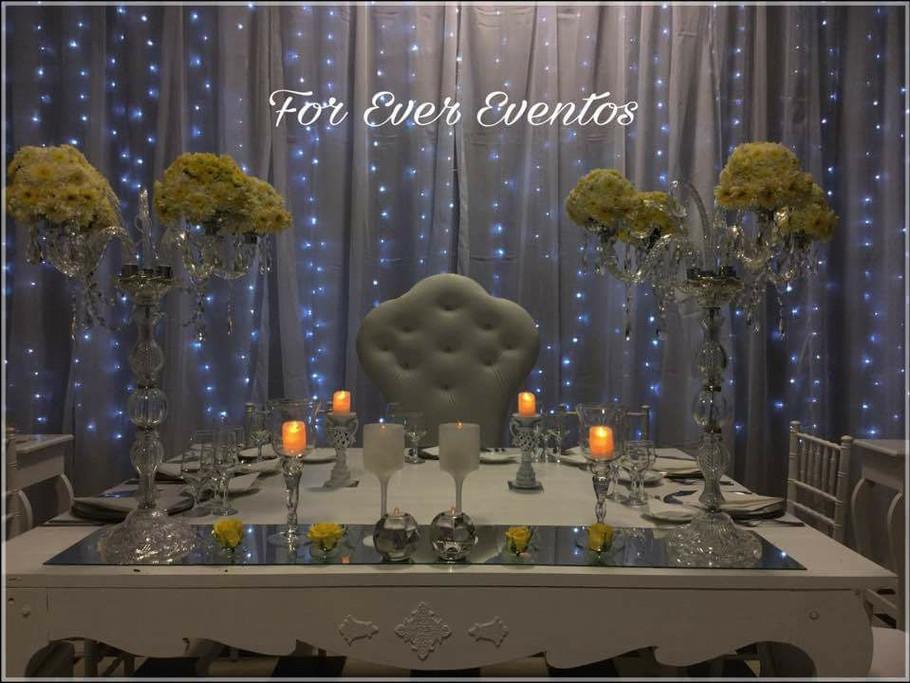 For Ever Eventos - Decoracion