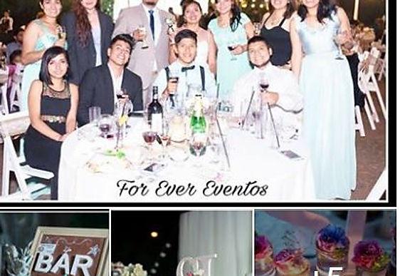For Ever ventos - Casamientos