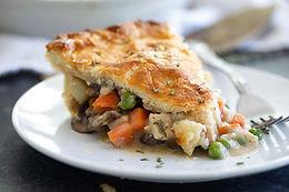 Chicken Pot Pie - SMALL
