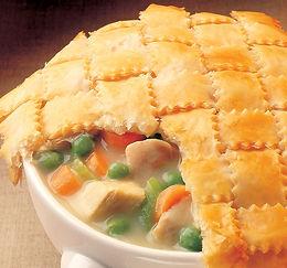 Chicken Pot Pie - LARGE